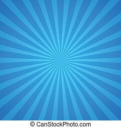 青, 光線, 背景