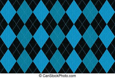青, 型, パターン