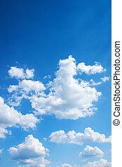 青, 明るい空, カラフルである, 背景