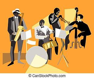 音楽家, ジャズ