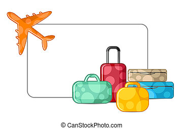 飛行機, 手荷物