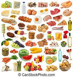 食物, コレクション