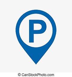 駐車, デザイン