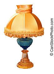 骨董品, ランプ