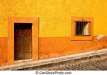 鮮やか, メキシコ\