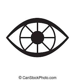 黒い 目, アイコン
