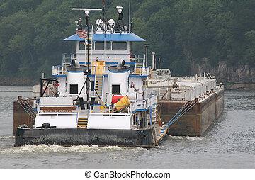1, タグボート, てんま船, &