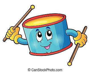 1, 打楽器, 主題, ドラム, イメージ