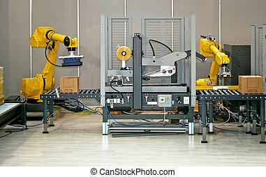 2, ロボット