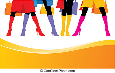 2, 女性, ブーツ
