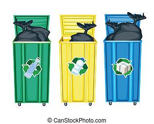3, ゴミ箱