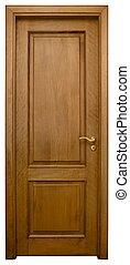 3, 木, ドア
