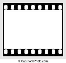 35mm の フィルム, ストリップ