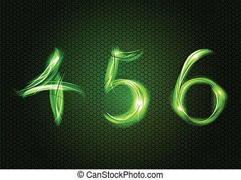 5, 抽象的, 6, 4