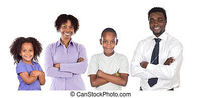 african-american, 家族