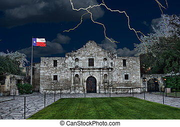 antonio, テキサス, san, alamo