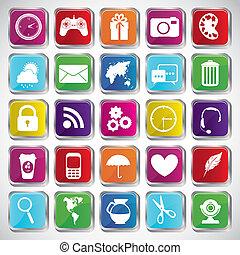 apps, 市場