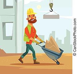 builder., 産業, 建設