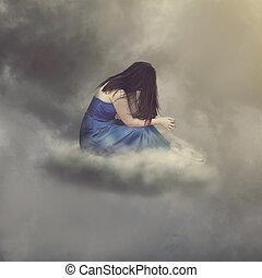 cloud., 祈ること