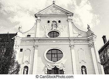 colorless, st. 。, アンソニー, スロバキア, padua, kosice, 教会