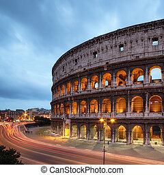 colosseum, ローマ, イタリア, -