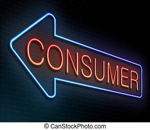 concept., 消費者