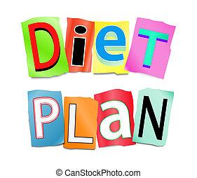 concept., 計画, 食事
