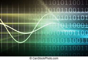 cyber, 未来派, 背景