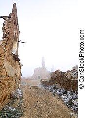 demolished, 村