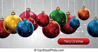 eps10, カラフルである, クリスマス, ベクトル, 背景, 地球儀, 旗, |