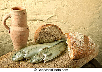 fish, galilee