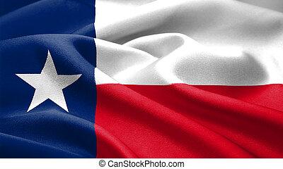 flag., テキサス