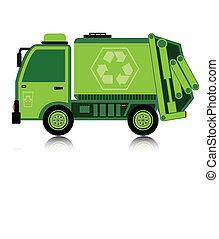 garbage., 自動車