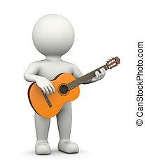guitarist, 特徴, 3d