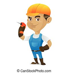 handyman, 保有物, ドリル