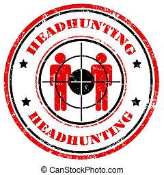 headhunting-stamp