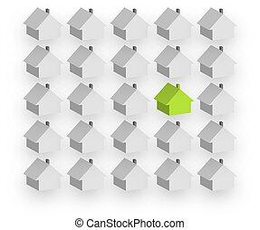 housebuilding, 個人