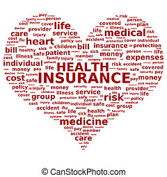 insurance., 健康