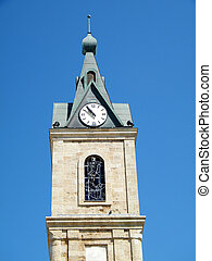 jaffa, タワー, 2011, 時計