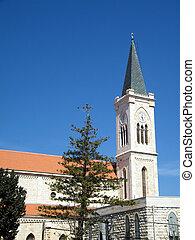 jaffa, franciscan, st. 。, アンソニー, 教会, 2011, 光景
