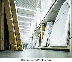 large-sized, sanitary-ware, 店