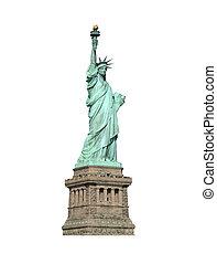 liberty., 像