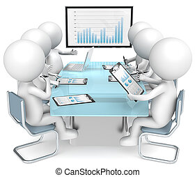 meeting., ビジネス