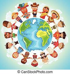 multicultural, 特徴