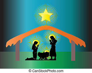 nativity, イエス・キリスト