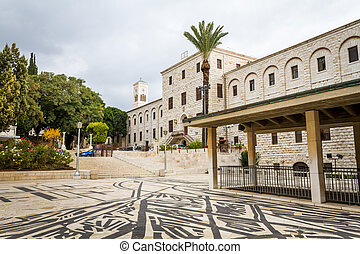 nazareth, イスラエル, ヨセフ, st. 。, 教会
