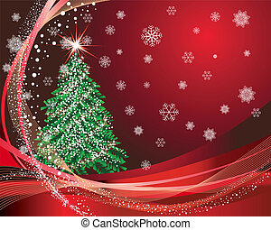 (new, クリスマスカード, year)