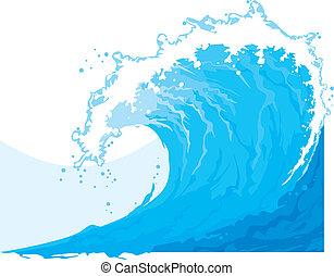 (ocean, wave), 海, 波