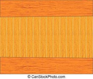 panels-vector, 木, 古い, texture., 背景