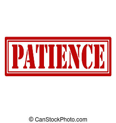 patience-stamp